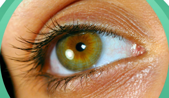 Infected Eyes