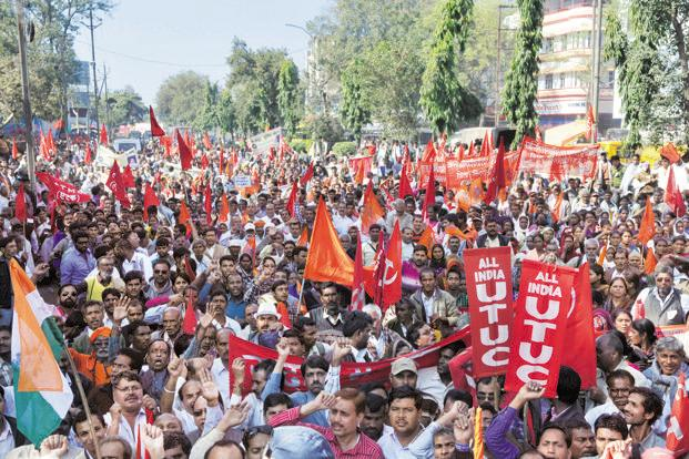 2.-Members-of-the-Communist-Party-of-India-Marxist-CPI-M-shout-anti-government-slogans-during-a-nationwide-strike-in-Srinagar-September-20