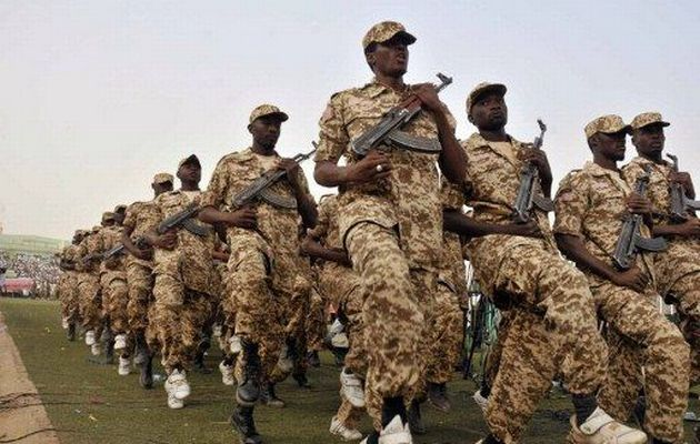 Sudanese+Armed+Forces
