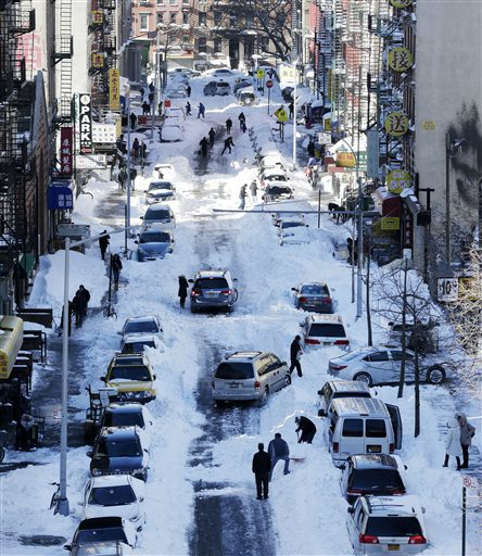 America At least 28 killed in snowstorm