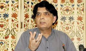 Chaudhry Nisar should resign