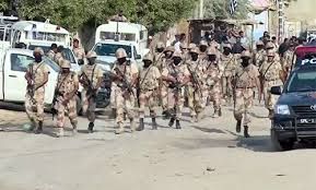 Interior Ministry issues notification extending Ranger's powers