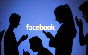 face book log out feature