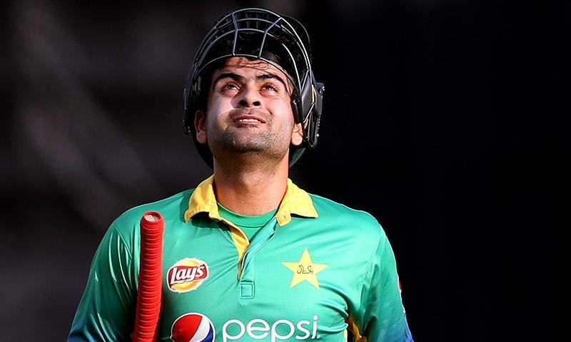 Ahmed Shehzad to be dropped from World T20