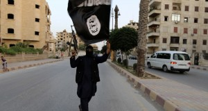 America can Attack on ISIL