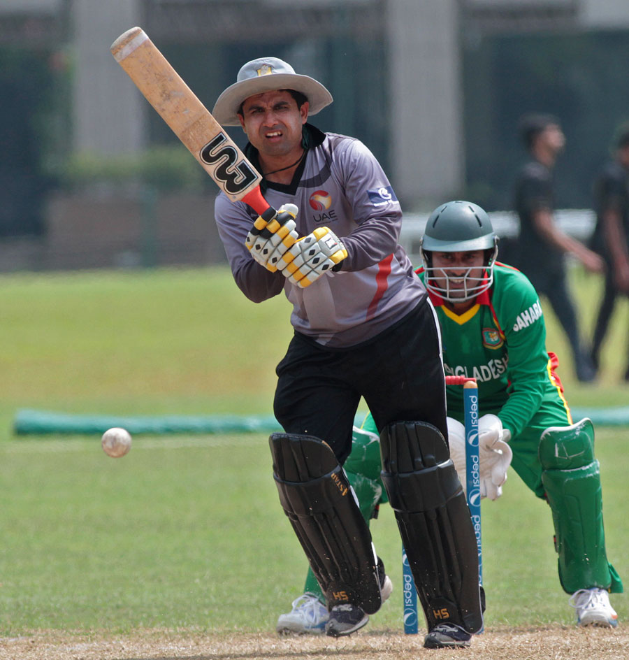 Bangladesh gear up for stiff challenge from UAE