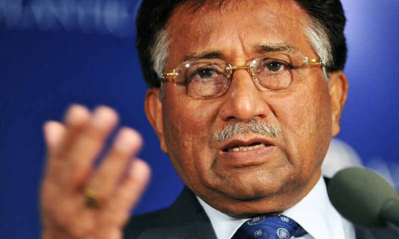 Court issues non-bailable arrest warrant for Musharraf