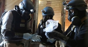 Daesh Uses Chemical Weapons