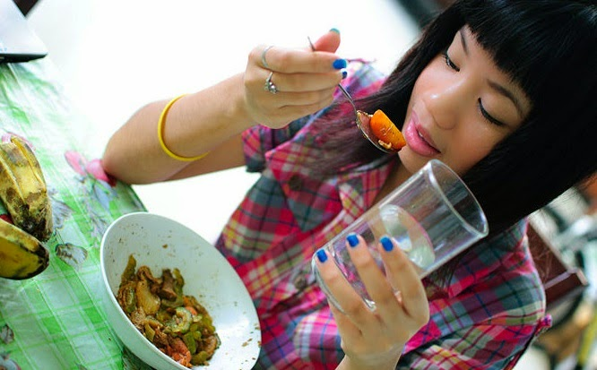 Drink water after meal injerious to health