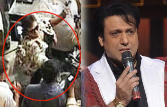 Govinda to say sorry for slapping fan