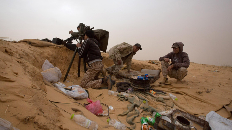 'ISIL training camp' in Libya targeted by US