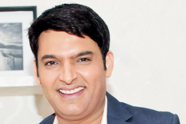 Kapil Sharma to return with a brand new comedy show