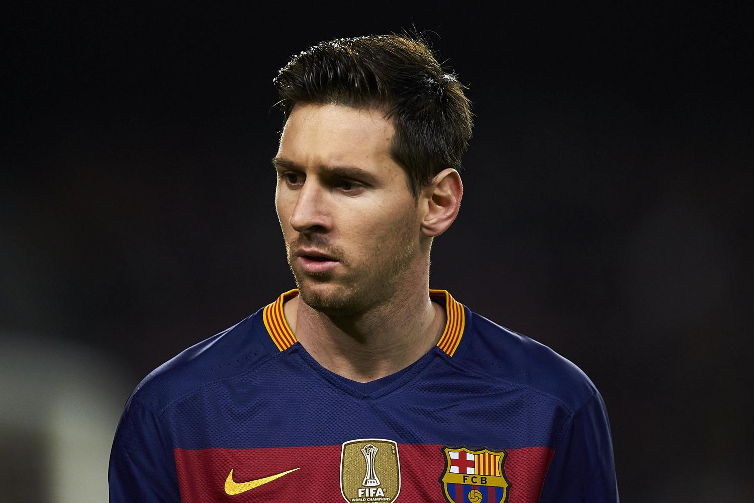 Messi Booked In Hospital For Kidney Surgery