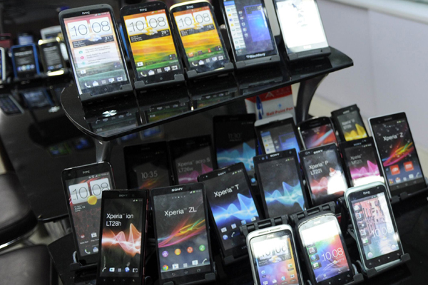 Mobile Phone Imports Increase by 7.9%