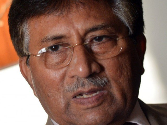 Musharaf have pain in Heart