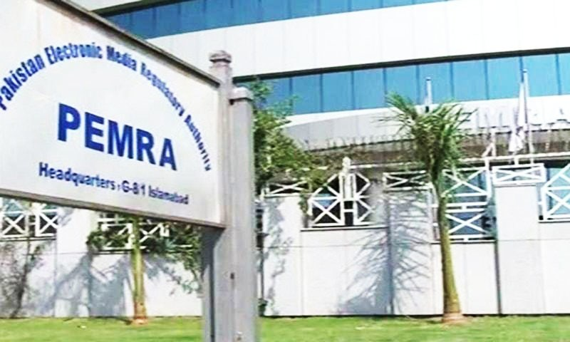 PEMRA cancels licenses for two TV network