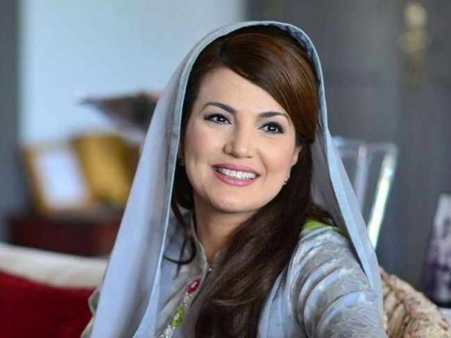 Reham Khan signs up to be organ donor