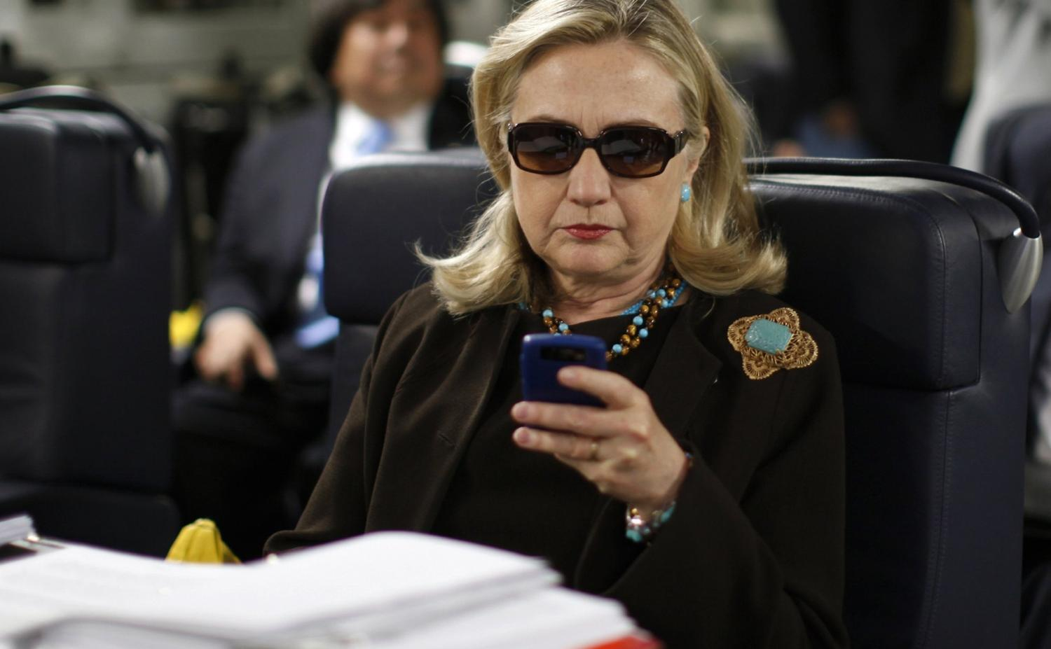 State Department gears up for final Hillary Clinton email release