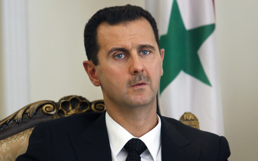 Syria's Assad doesn't see ceasefire possible within a week