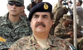 Terrorists have no country, religion or sect, Raheel Sharif