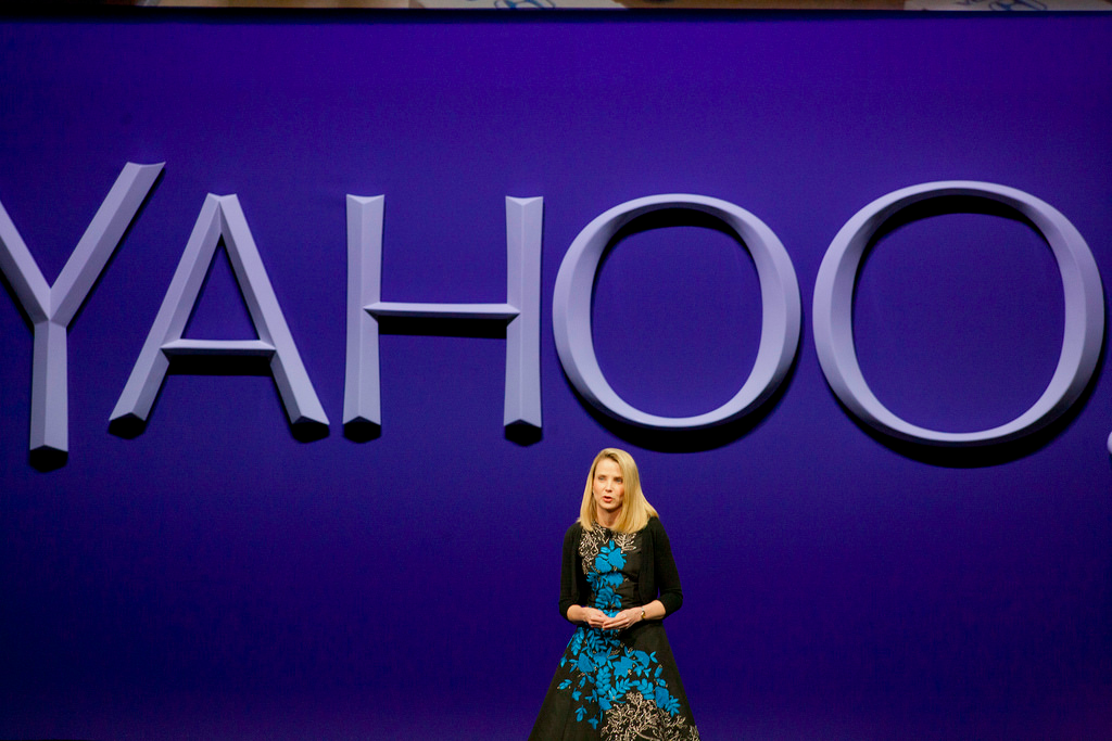 Time Inc considering buying Yahoo's core business