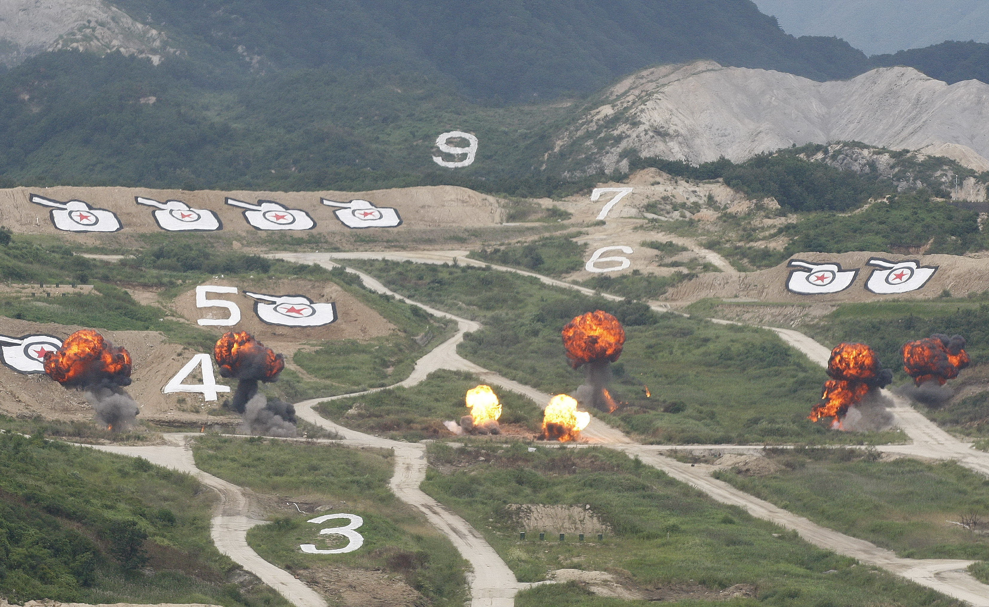 US, South Korea Hold Joint Military Drill