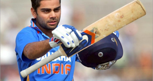 Aggressive Virat Kohli good for game