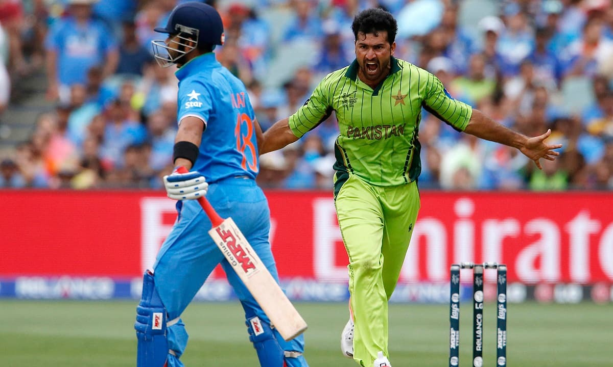 Decision on Ind-Pak series lies with Pakistan PM