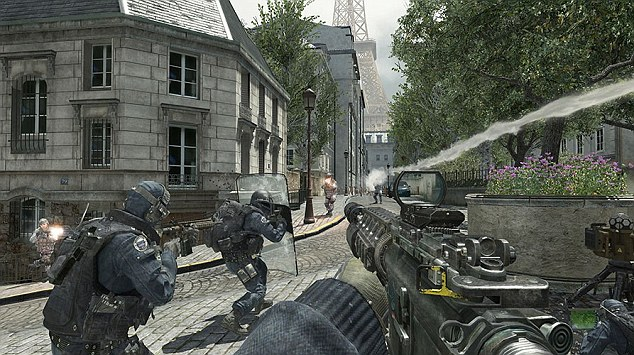 First-Person Shooters Are Oddly Good For The Brain