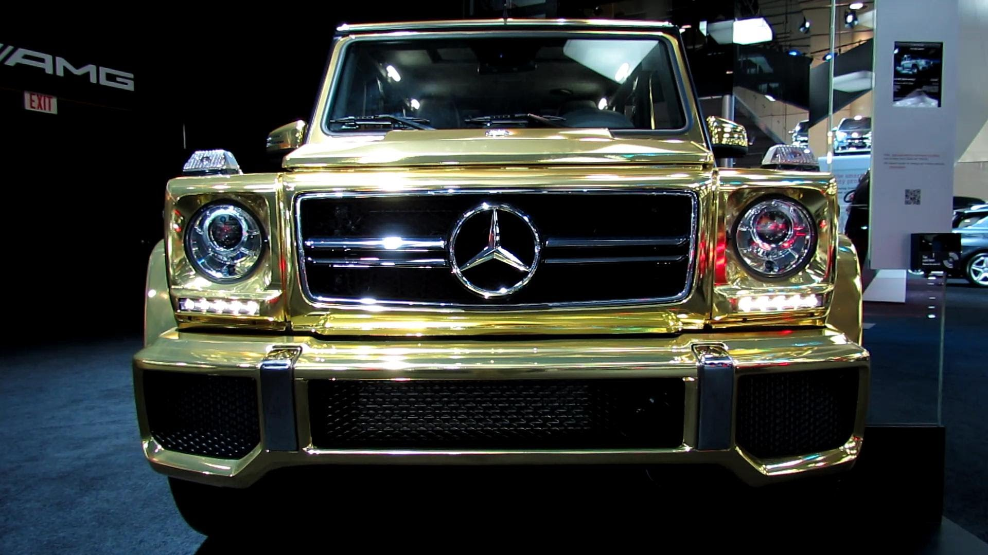 Gold Coated Stock