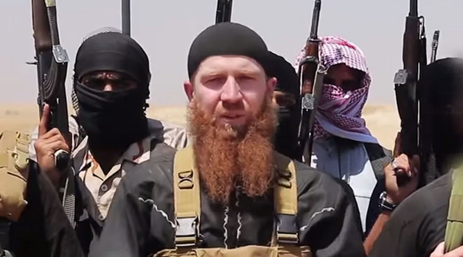 ISIS 'minister of war' al-Shishani likely killed in airstrike