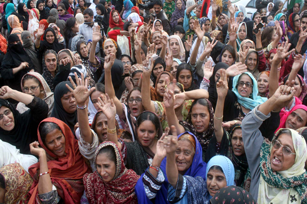 International Women's Day being observed today