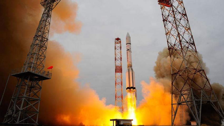 Methane-sniffer on its way to Mars