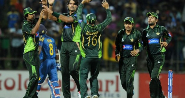 Pakistan beat Sri Lanka by 6 wickets
