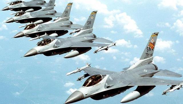 Pakistan trying to get more F-16 jets from US