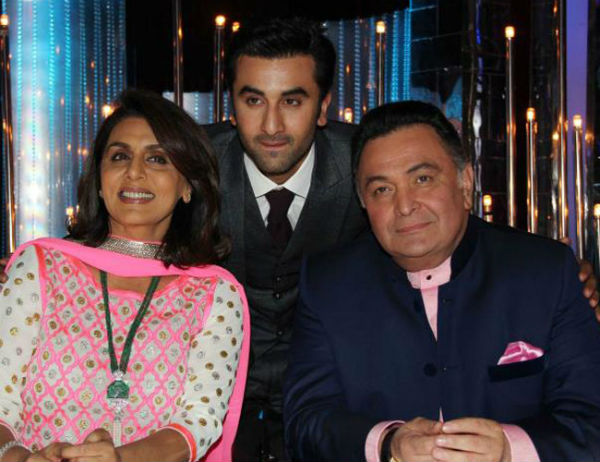 Ranbir Kapoor refuses to live with his parents