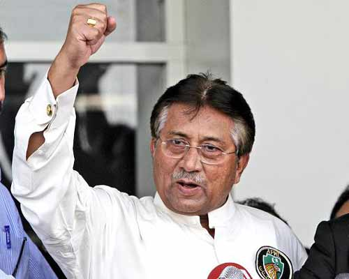 SC to hear Musharraf's petition seeking removal of name from ECL