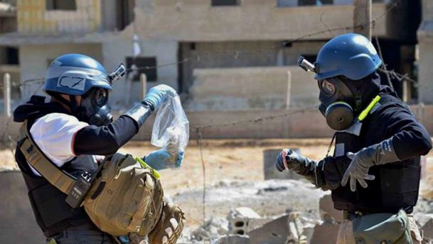 Stopping the ISIS Chemical Weapons Program