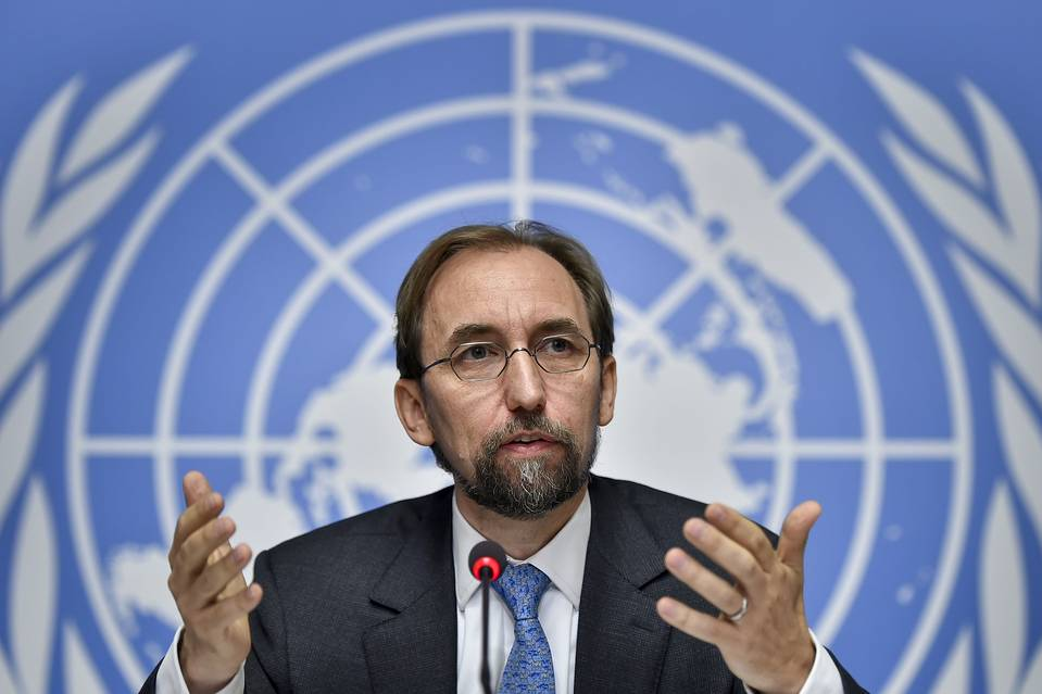 UN human rights chief warns FBI over iPhone plans