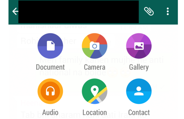 WhatsApp update introduces document sharing support