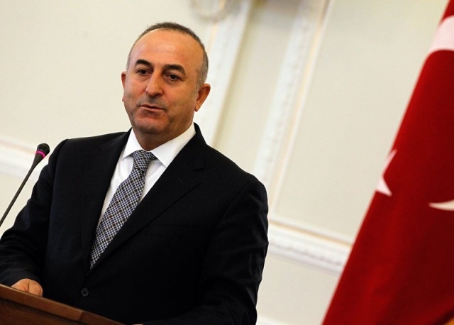 turk foreign minister